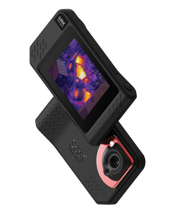 Seek Thermal ShotPRO Wärmebildkamera, -40 bis +330°C, 320 x 240 px, 9 Hz, WiFi, 76.8k px, SeekFusion